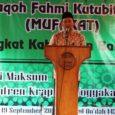 Bantul, (19/09/2013) krapyak.org. Ajang Musabaqoh Fahmi Kutubit Turots atau disingkat […]