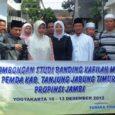 Bantul, krapyak.org; (12/12/2012). Sebanyak kurang lebih 75 rombongan peserta Kafilah […]