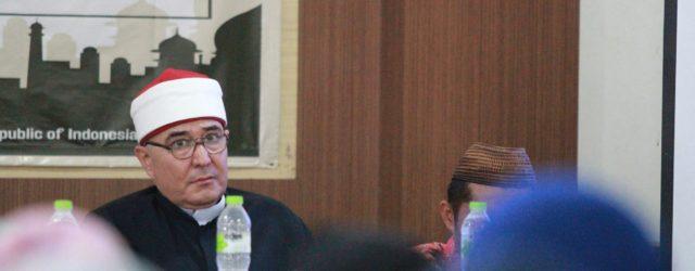 www.krapyak.org_Pesantren Krapyak mendapat kehormatan dengan hadirnya Syaikh Bilal Mahmud Afifi […]