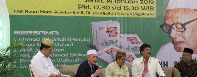 Krapyak, Senin (14/01) Bertepatan dengan haul Almaghfurlah KH. Ali Maksum […]